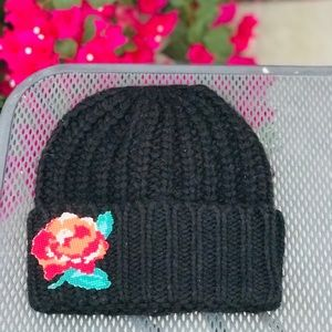 Free People Everything Rosy Beanie